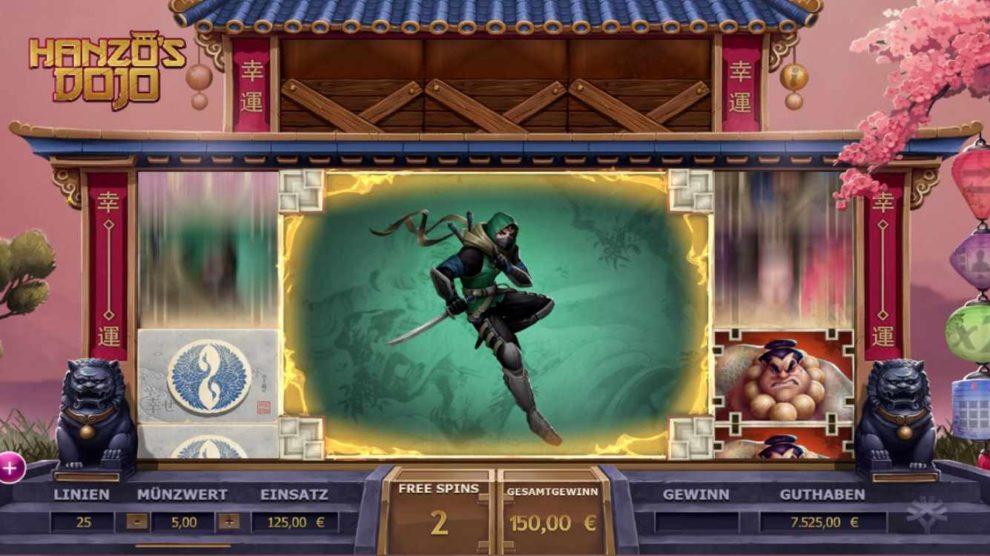 Hanzo's Dojo kostenlos spielen 3