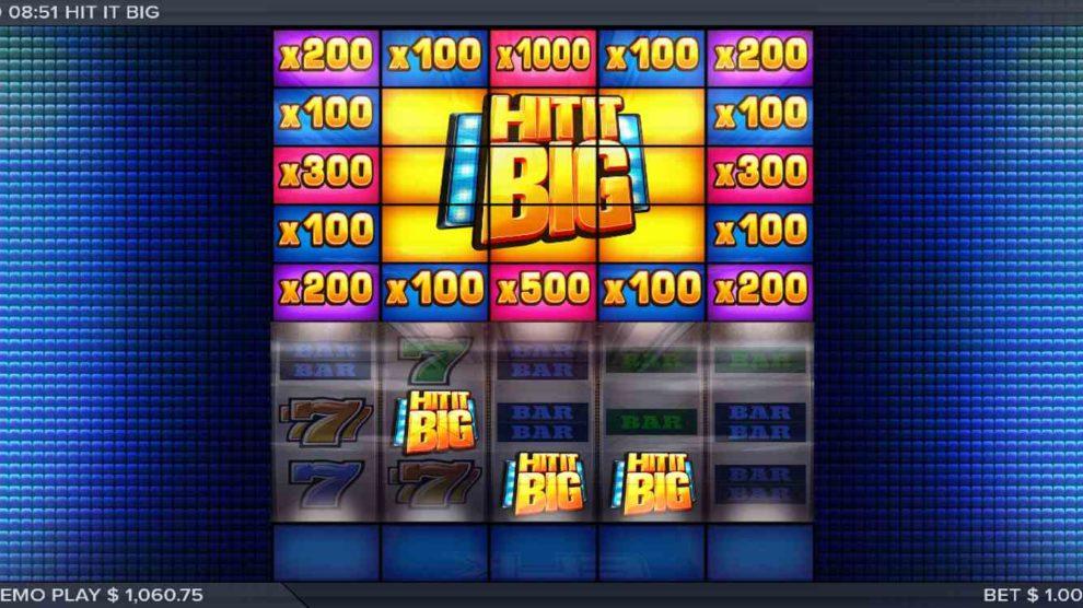 Hit It Big kostenlos spielen 2
