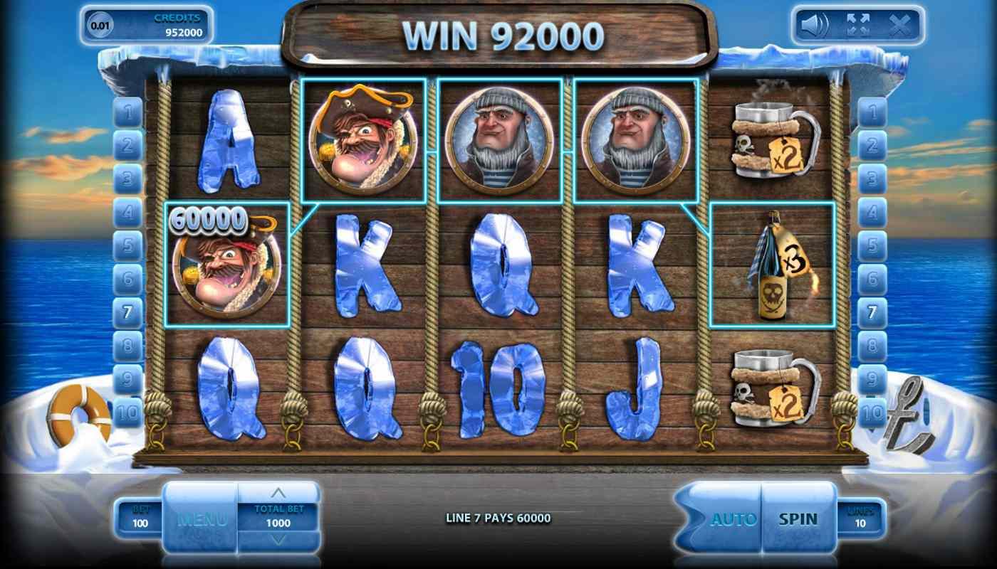 Ice Pirates kostenlos spielen 3