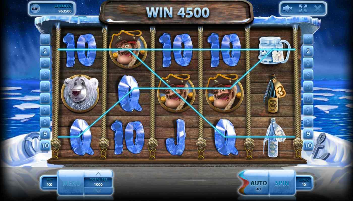 Ice Pirates kostenlos spielen 1