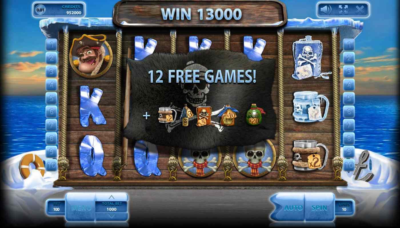 Ice Pirates kostenlos spielen 2