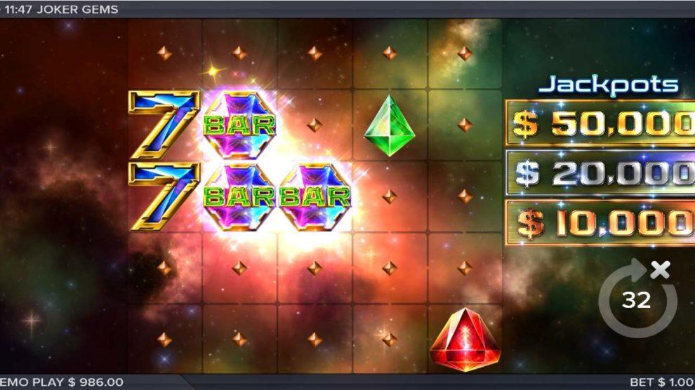 Joker Gems kostenlos spielen 2