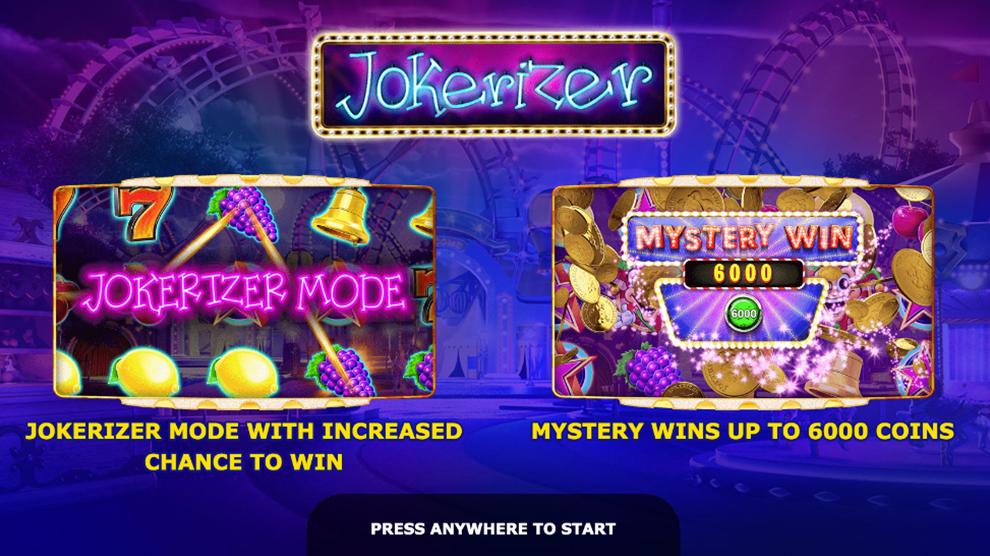 Jokerizer kostenlos spielen 2