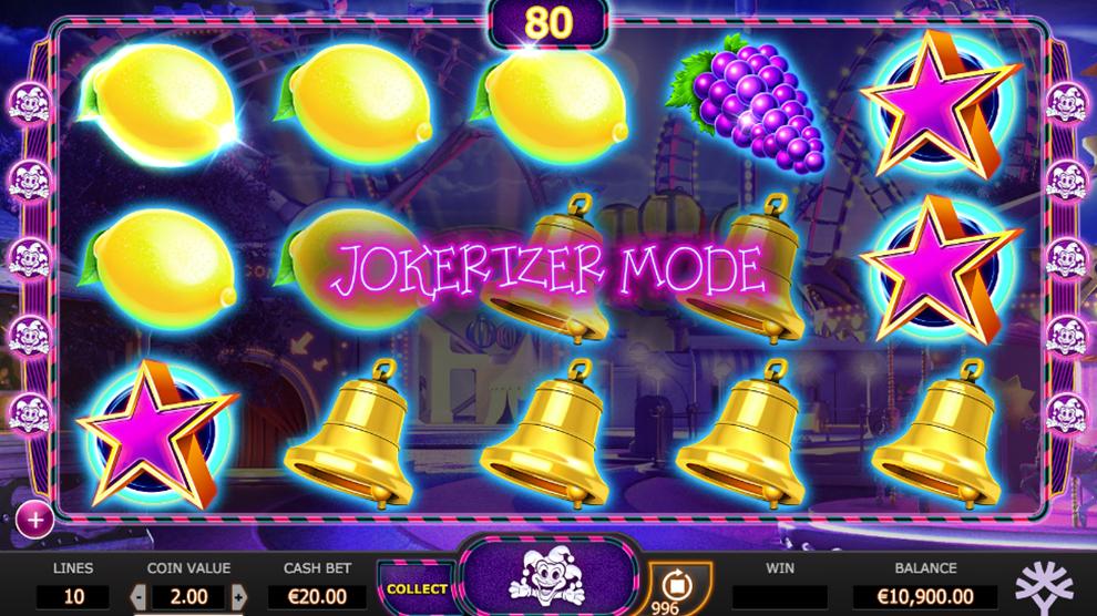 Jokerizer kostenlos spielen 3