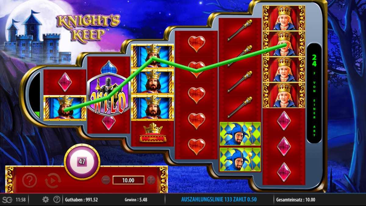 Knights Keep kostenlos spielen 1