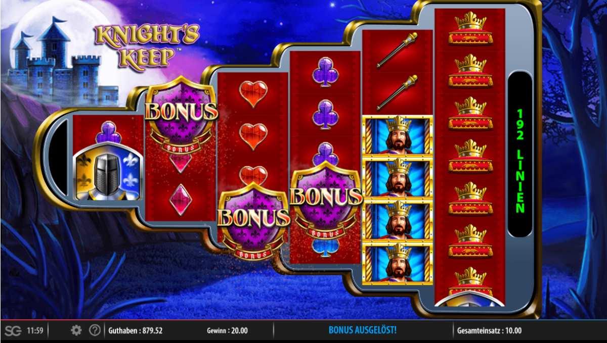 Knights Keep kostenlos spielen 2