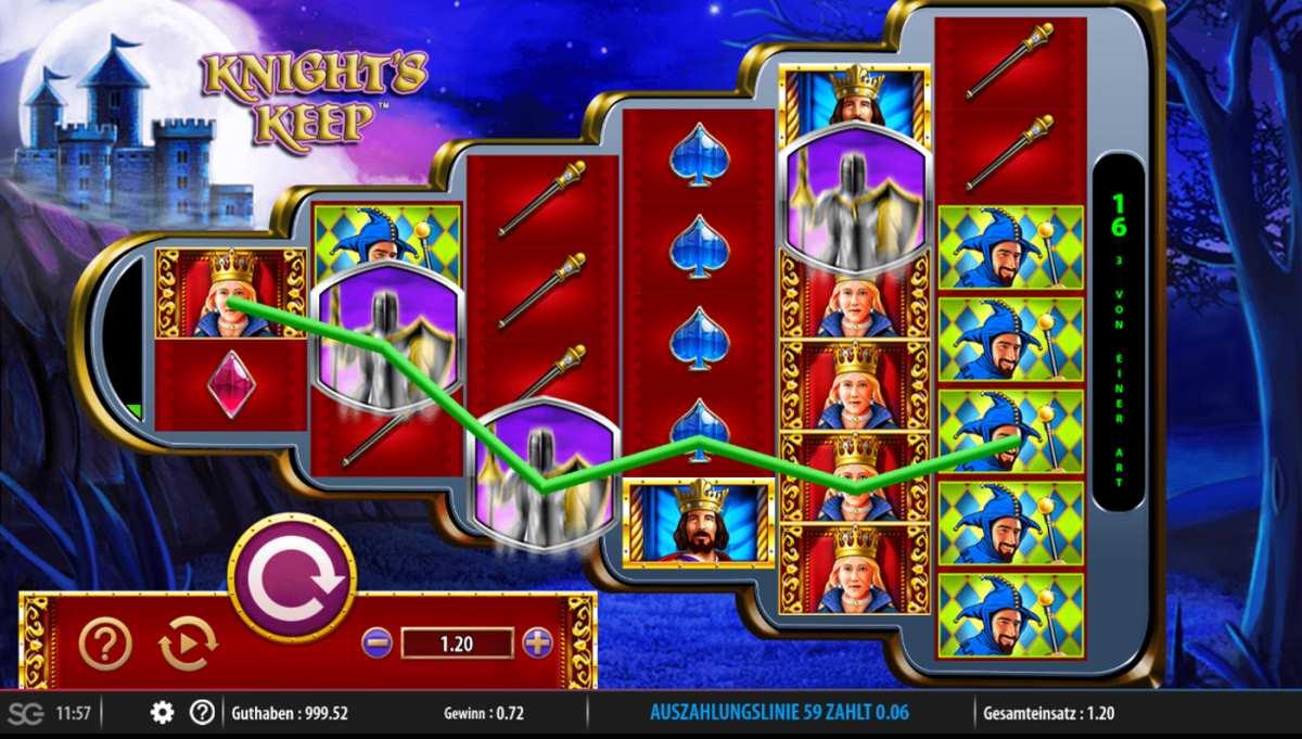 Knights Keep kostenlos spielen