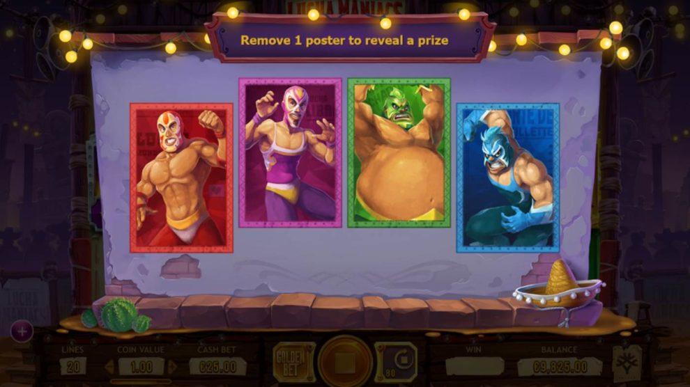 Lucha Maniacs kostenlos spielen 1