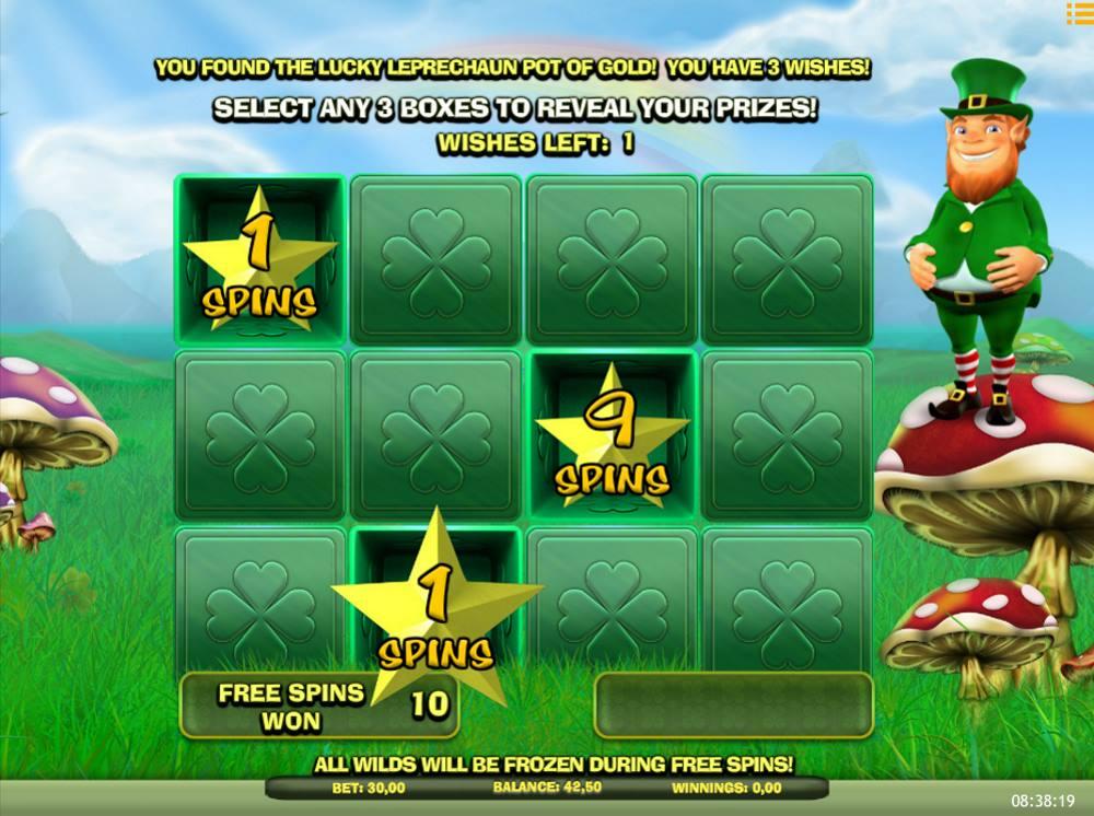 Lucky Leprechaun kostenlos spielen 2