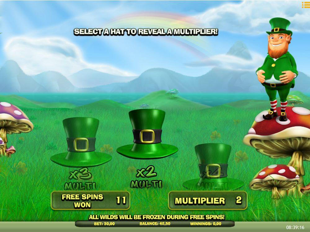 Lucky Leprechaun kostenlos spielen 3