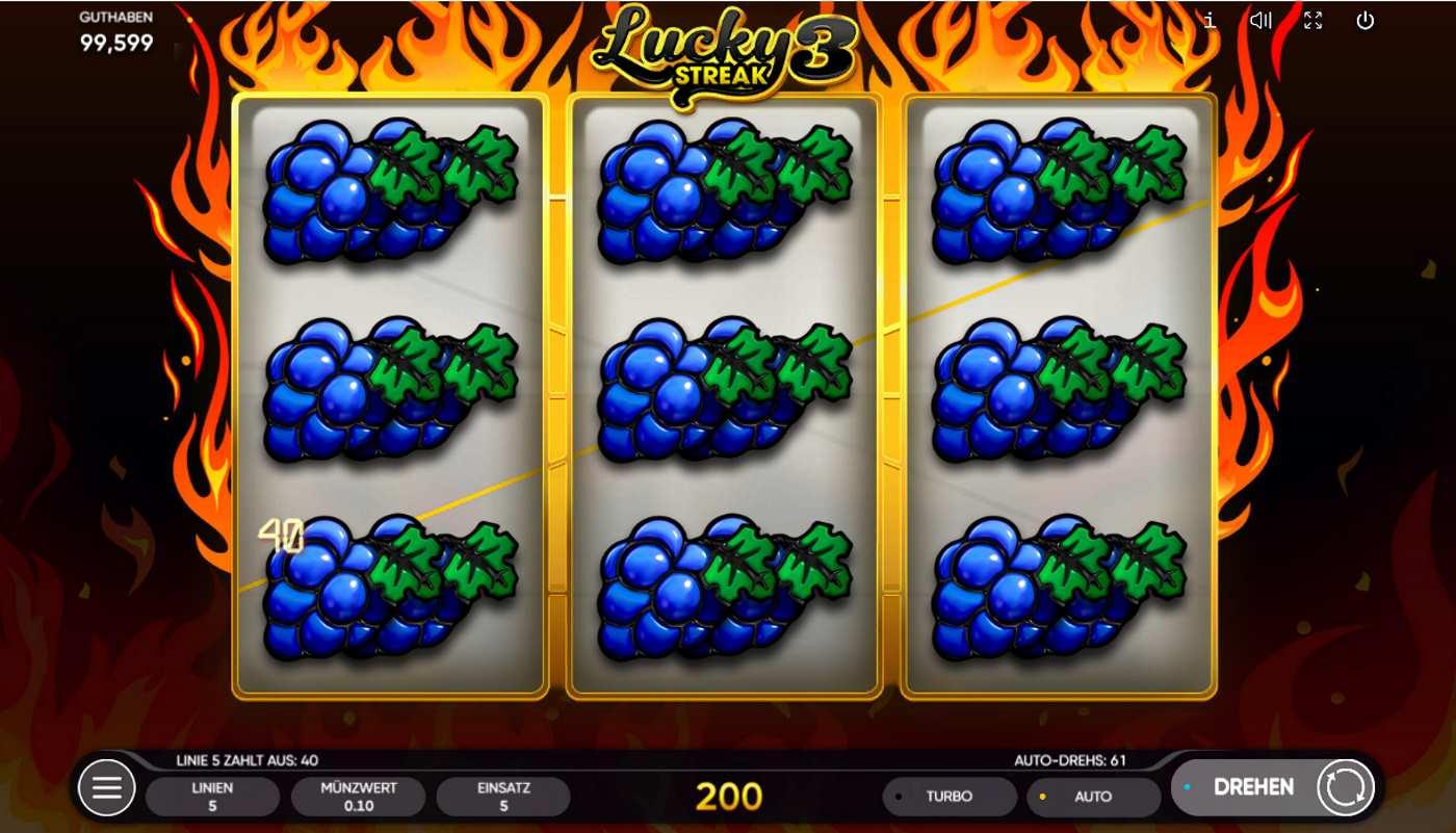 Lucky Streak 3 kostenlos spielen 1