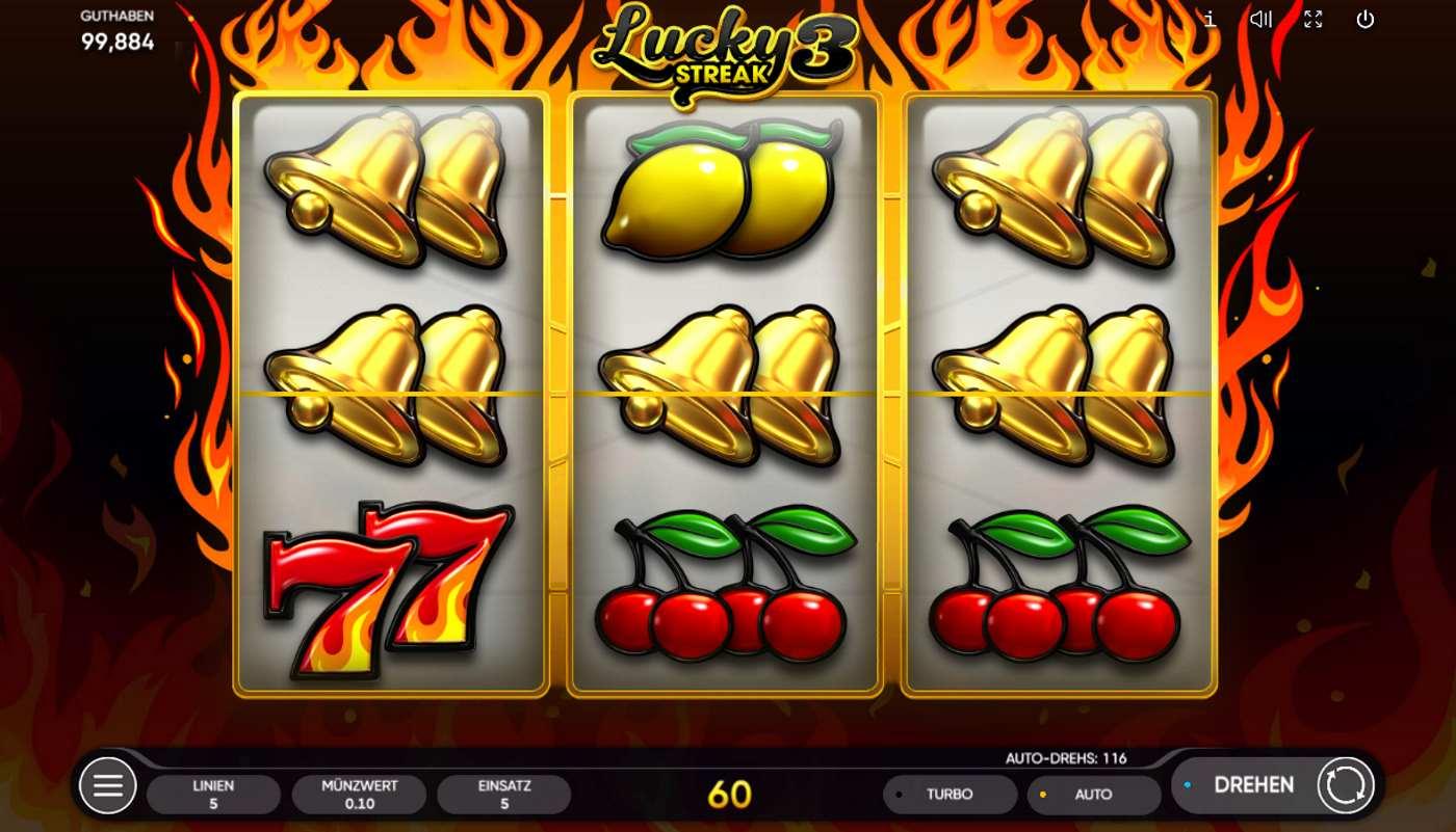 Lucky Streak 3 kostenlos spielen 3
