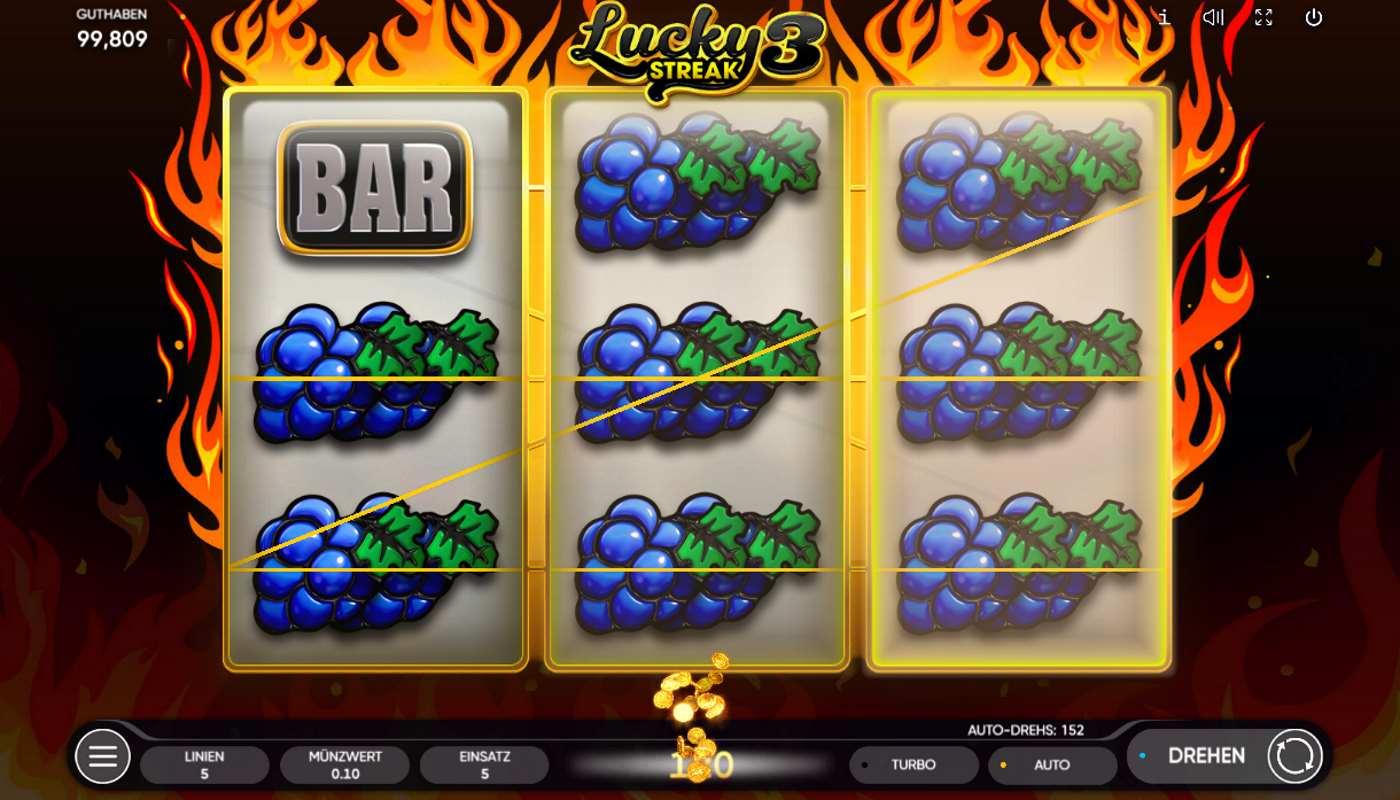 Lucky Streak 3 kostenlos spielen