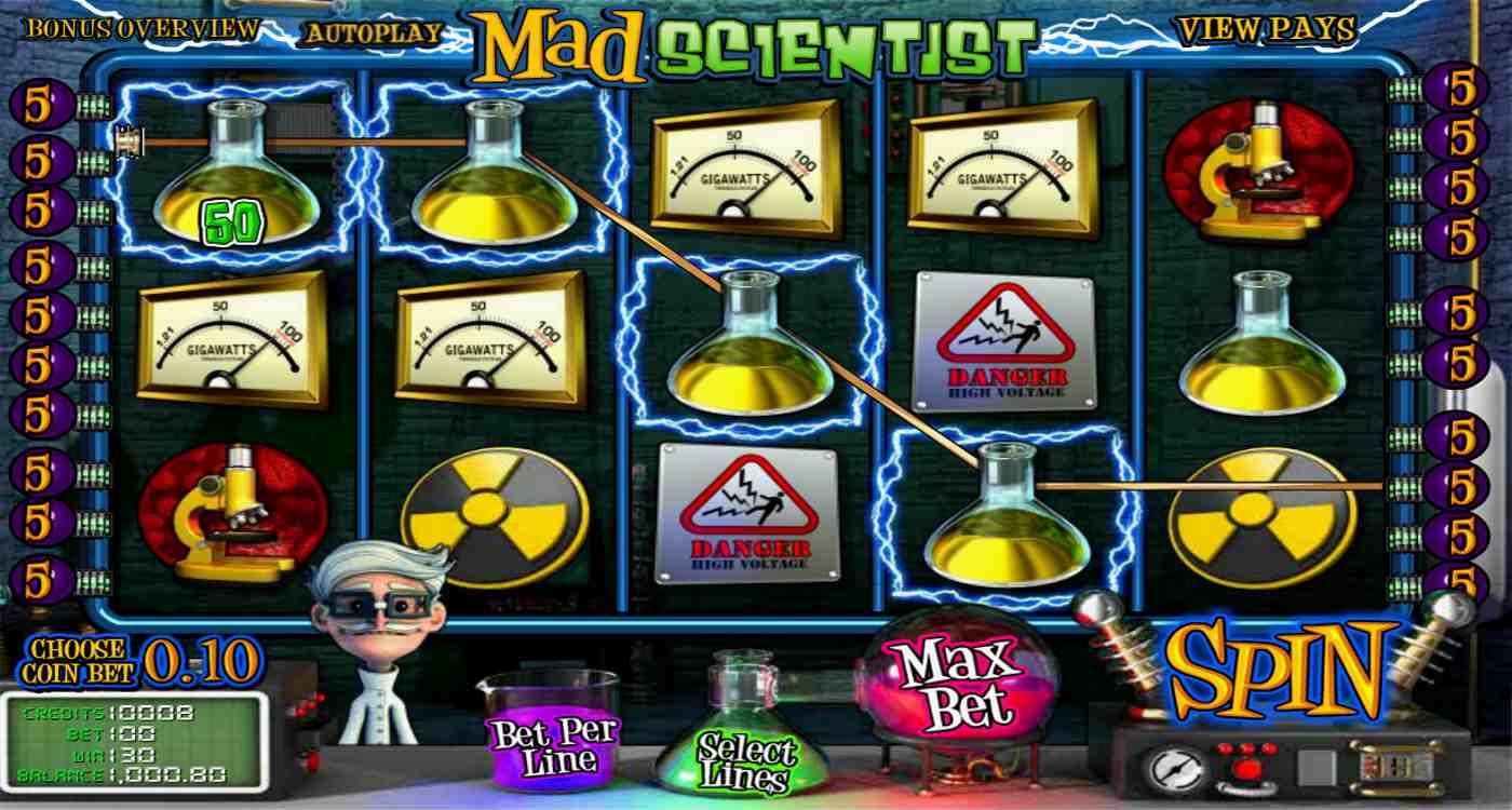 Big jackpot wins on slot machines