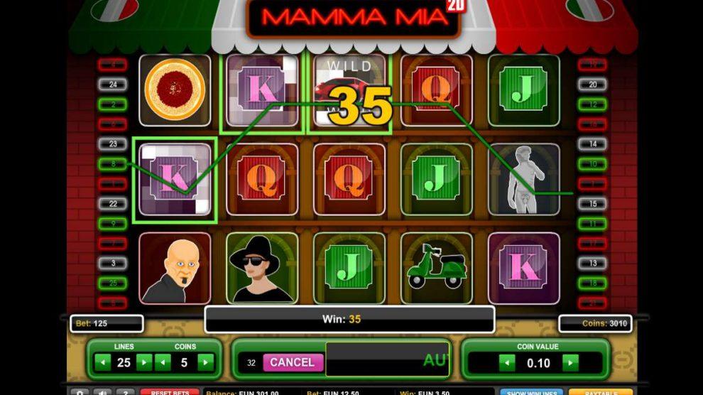 Mamma Mia 2D kostenlos spielen 1