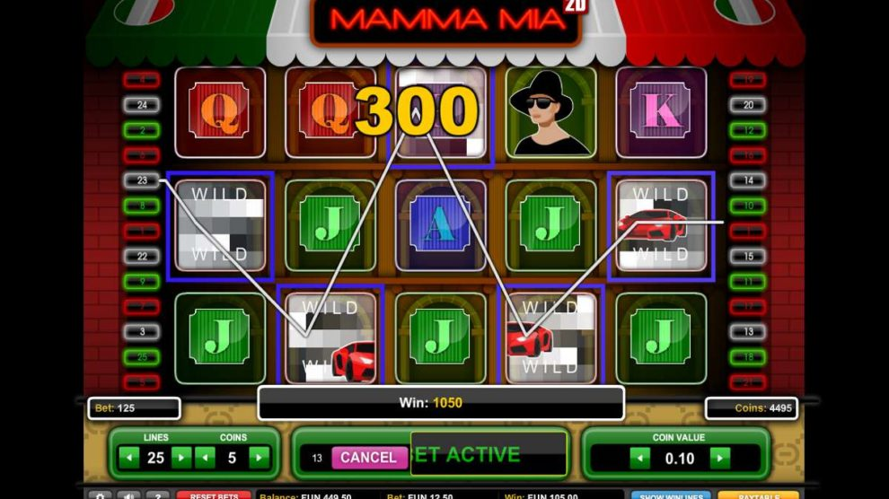 Mamma Mia 2D kostenlos spielen 2