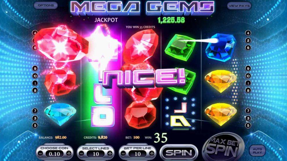 Mega Gems kostenlos spielen 2