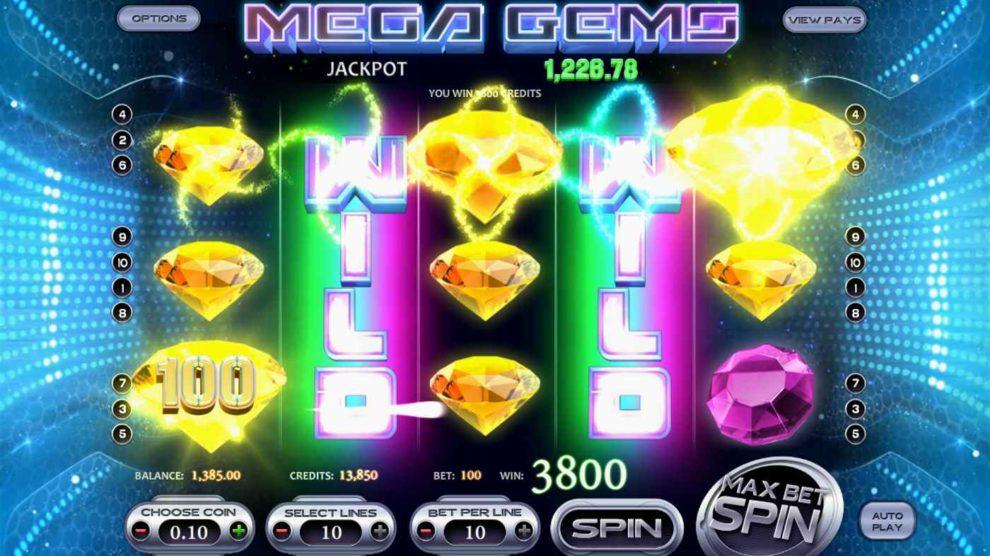 Mega Gems kostenlos spielen 3
