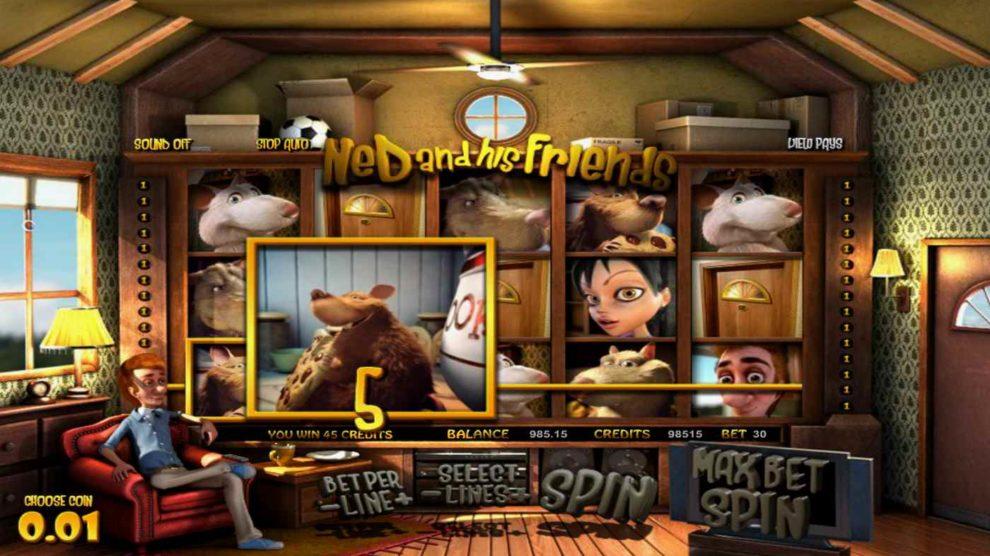 Ned And His Friends kostenlos spielen 1