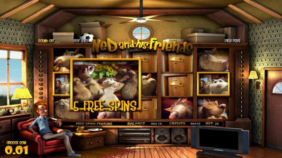Ned And His Friends kostenlos spielen 3