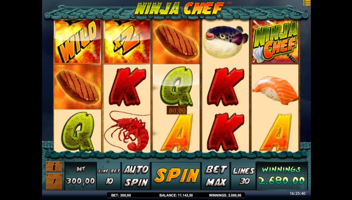 Ninja Chef kostenlos spielen 1