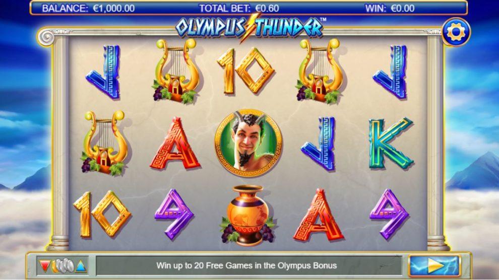 Olympus Thunder spielen