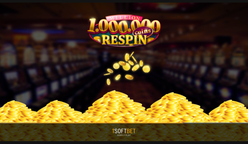 One Million coins respin