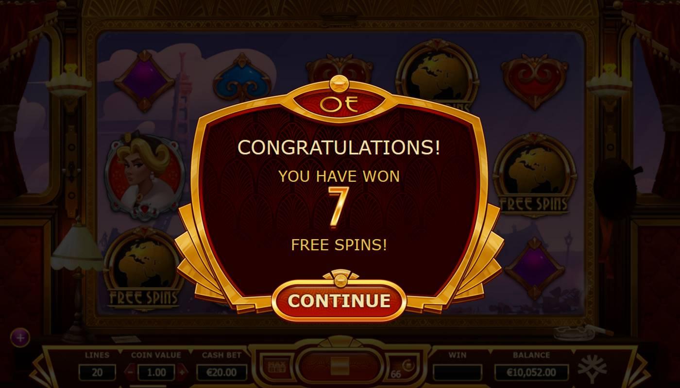 Palm rich casino