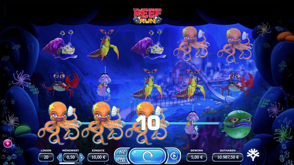 Reef Run kostenlos spielen 3