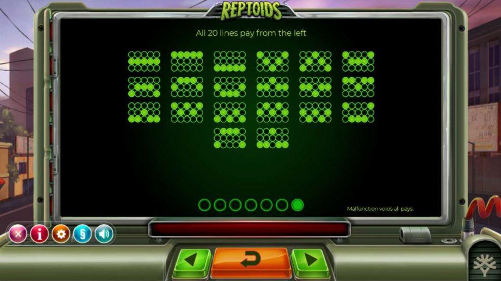 Reptoids kostenlos spielen 1