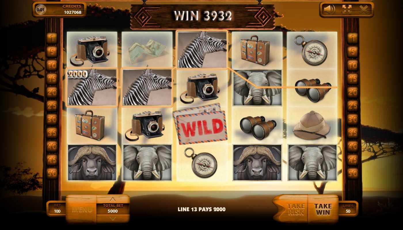 Safari kostenlos spielen 1