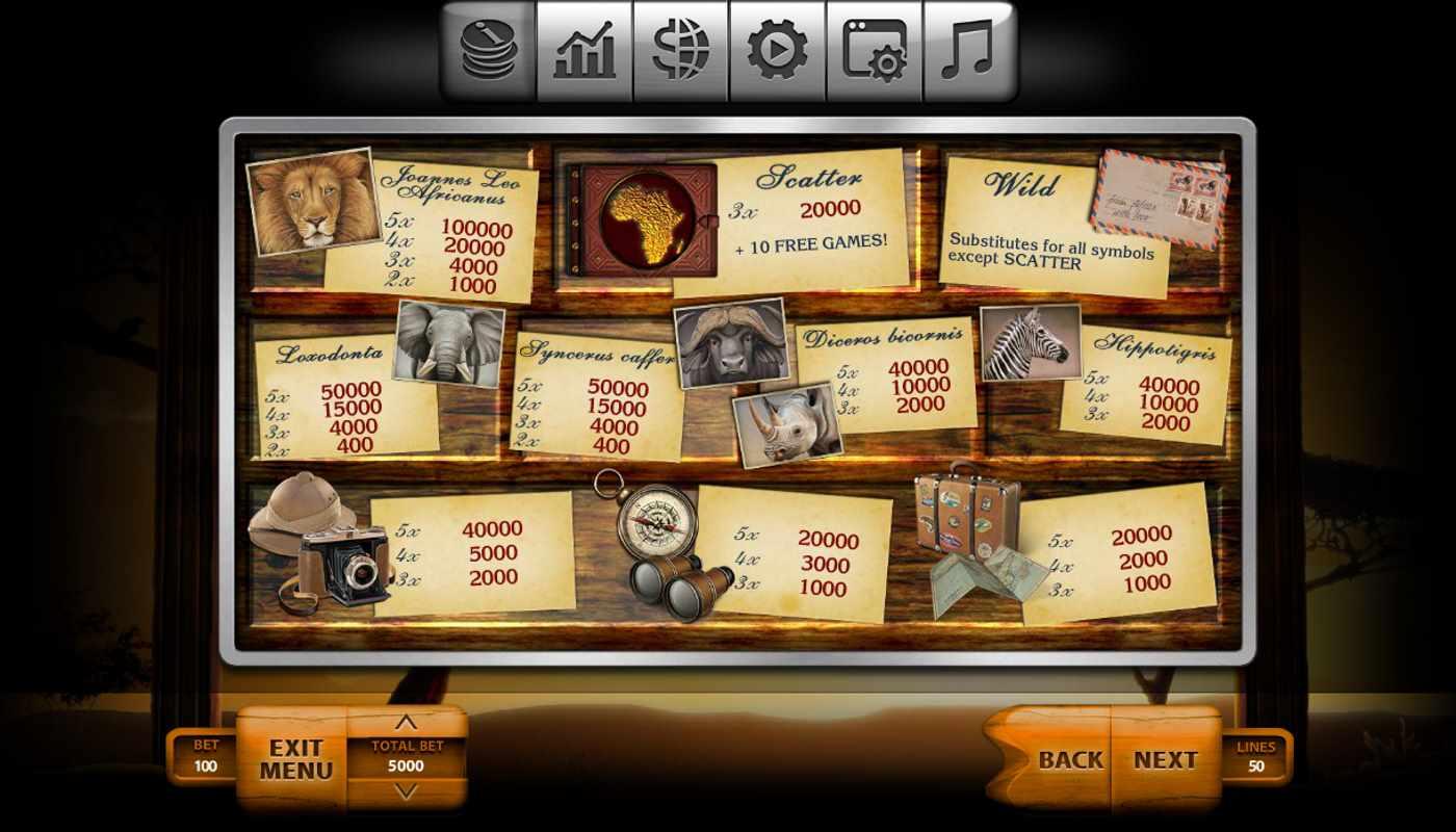 Safari kostenlos spielen 2