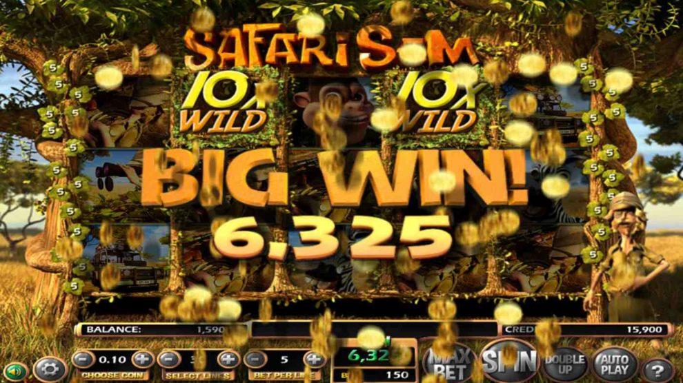 Safari Sam kostenlos spielen 2