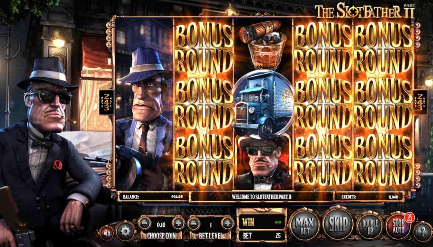 Slotfather Part 2 kostenlos spielen 2