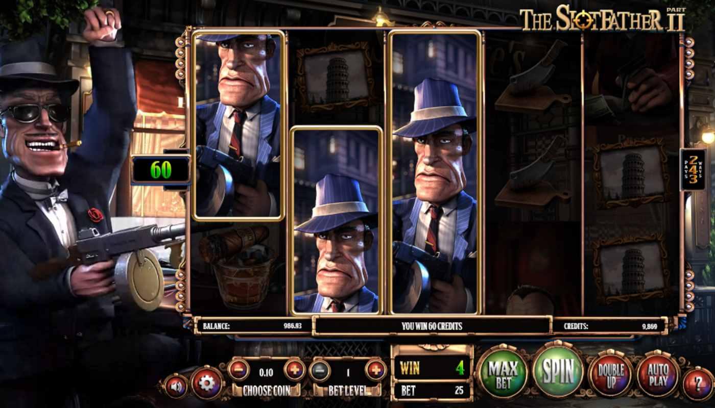 Slotfather Part 2 kostenlos spielen 1