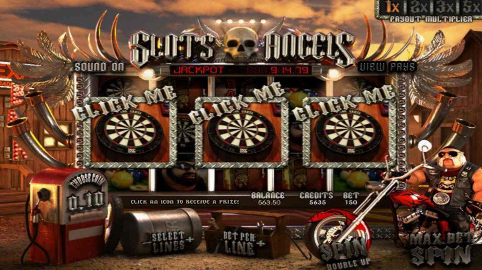 Slots Angels kostenlos spielen 3