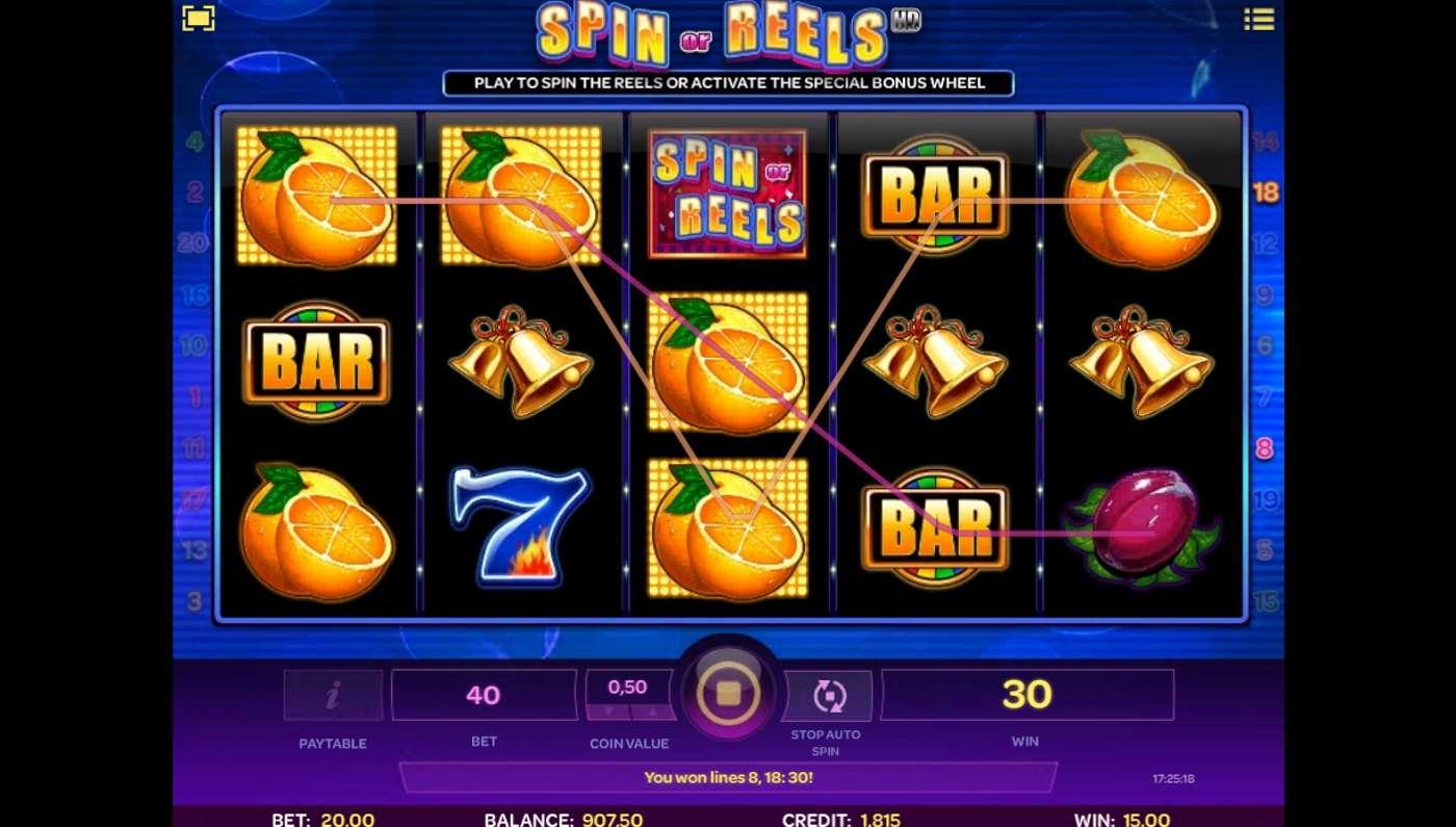 Spin Or Reels HD kostenlos spielen 2