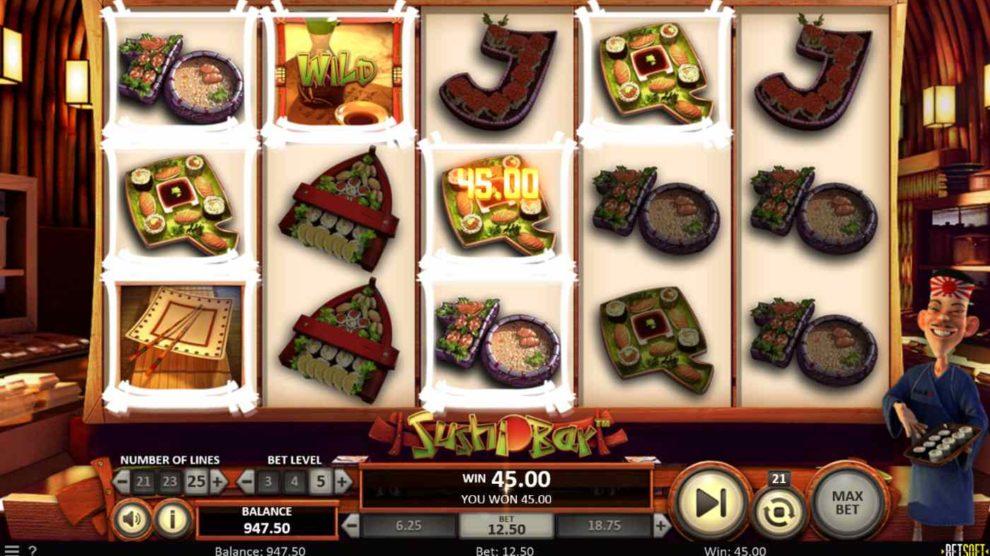Sushi Bar kostenlos spielen 1