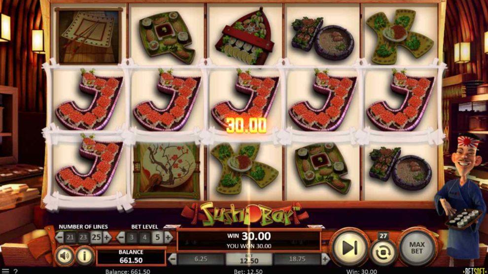 Sushi Bar kostenlos spielen 2