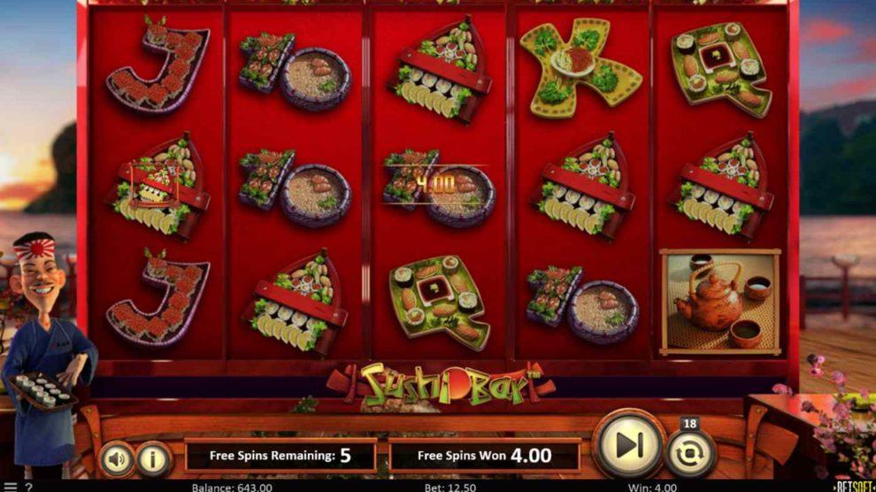 Sushi Bar kostenlos spielen 3