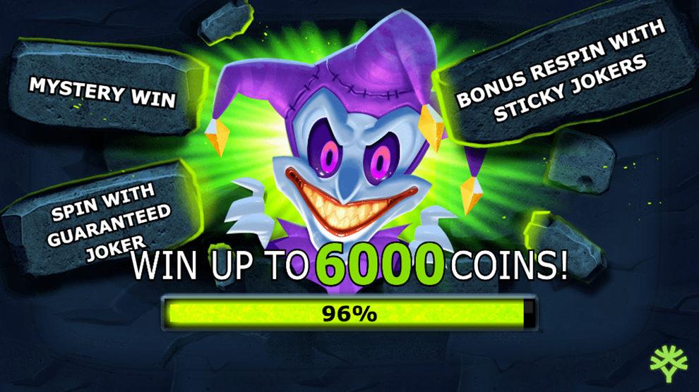 The Dark Joker Rizes kostenlos spielen 3