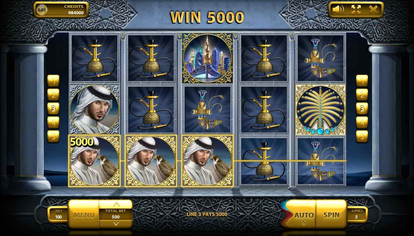 The Emirate kostenlos spielen 1