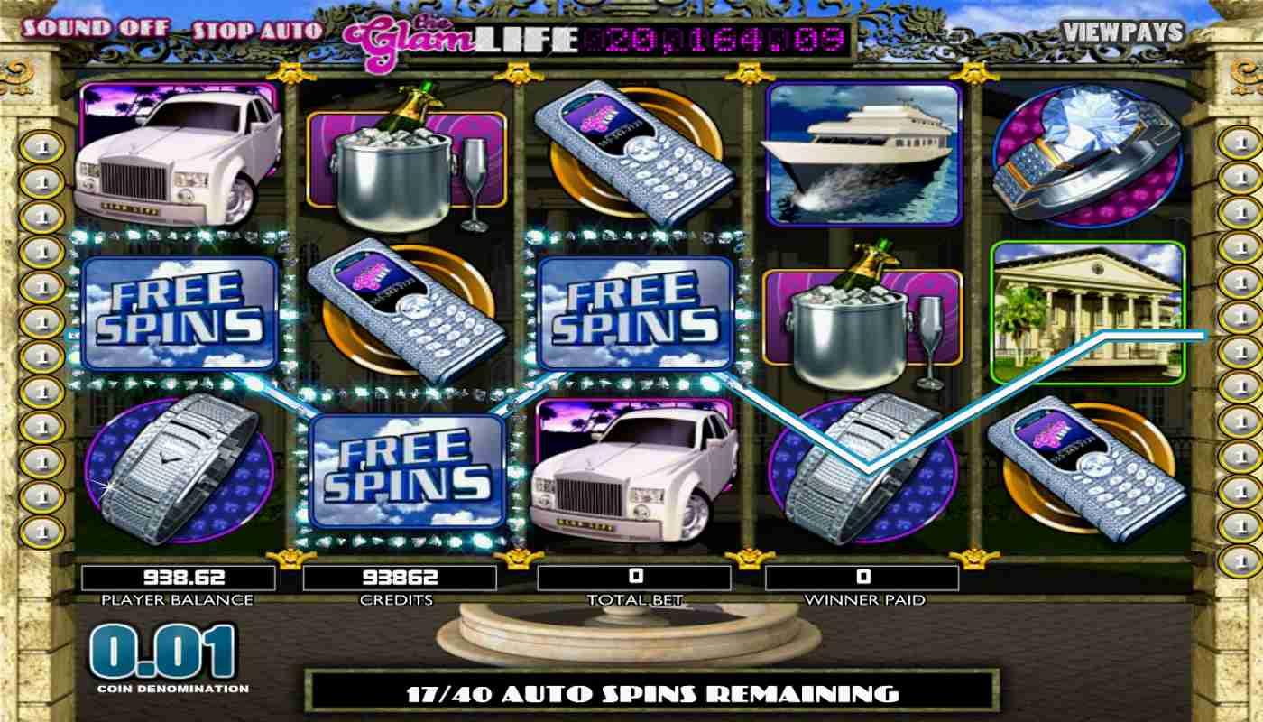 The Glam Life kostenlos spielen 2