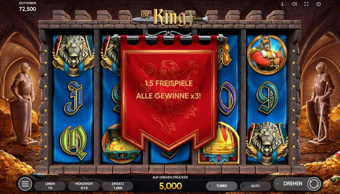 Spielen King Kostenlos