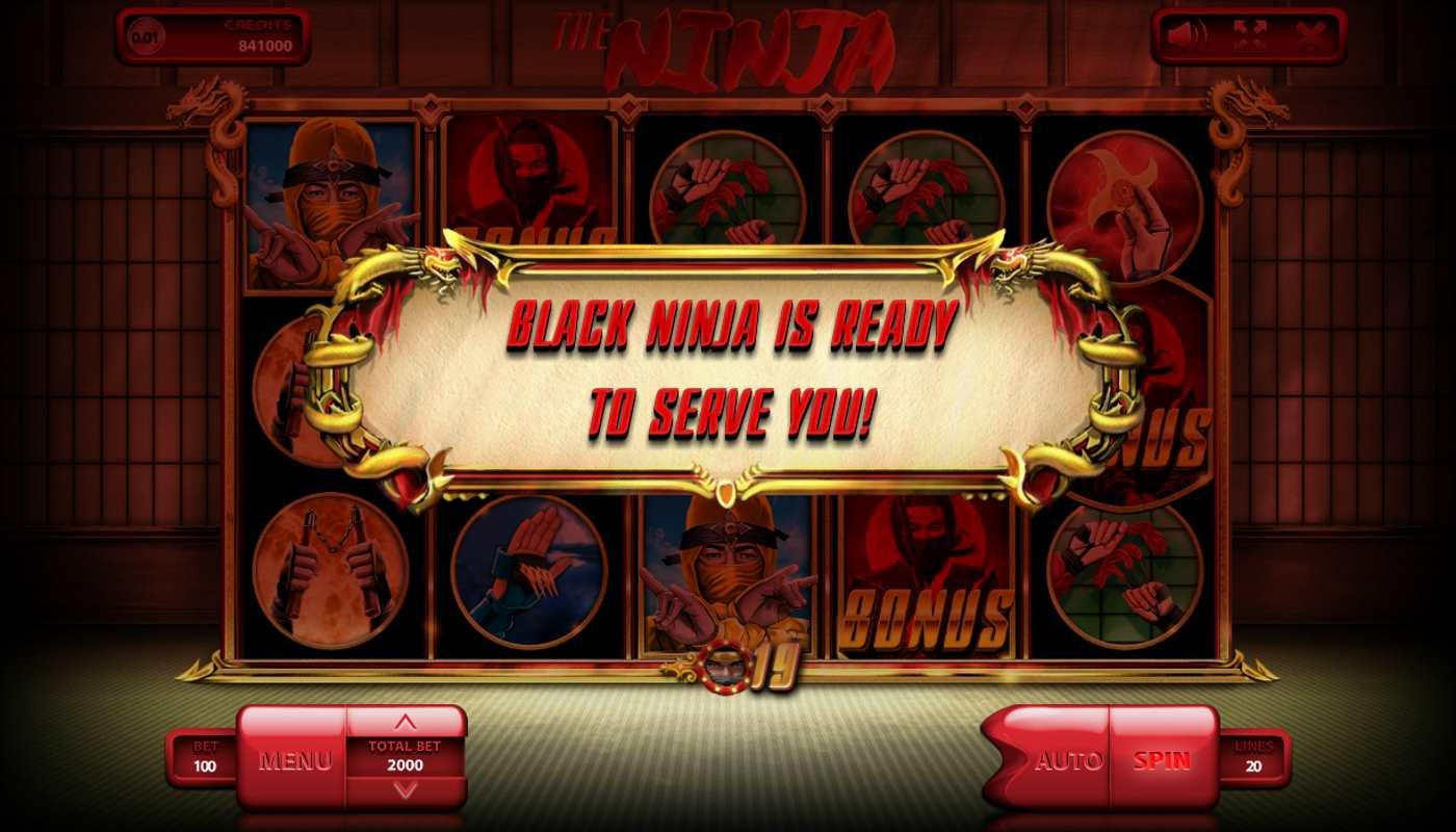 The Ninja kostenlos spielen 1