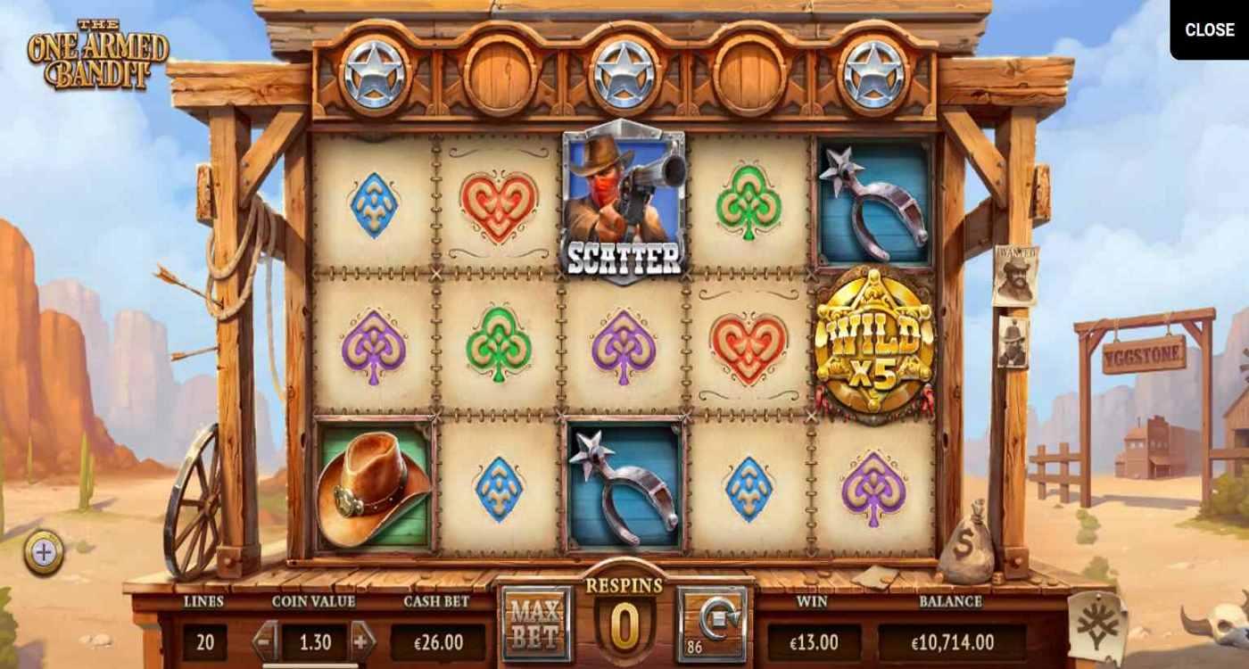 Spielgeld Slotmaschinen