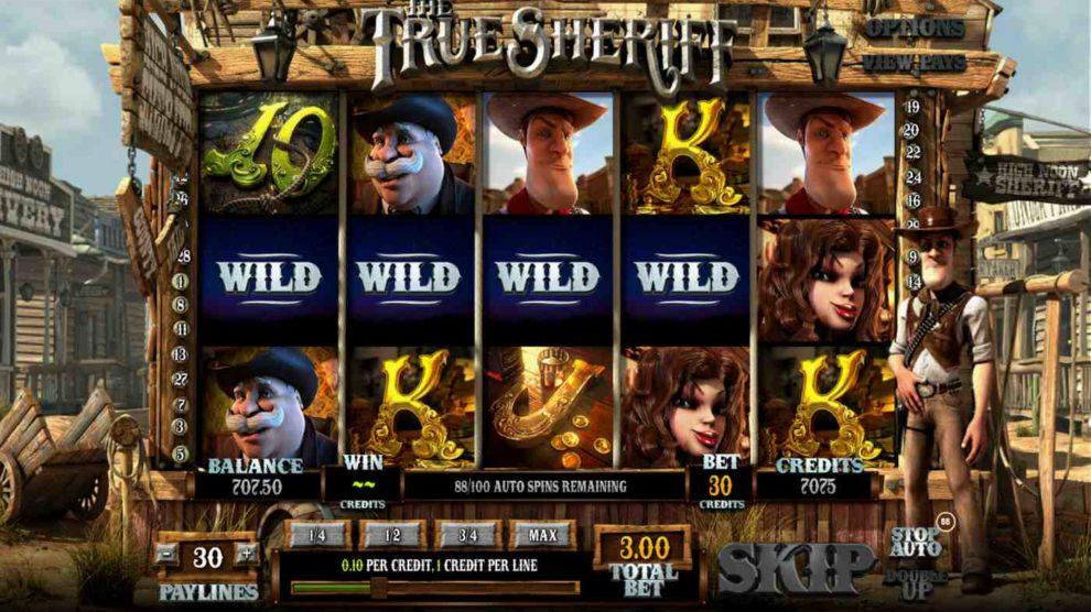 The True Sheriff kostenlos spielen 2