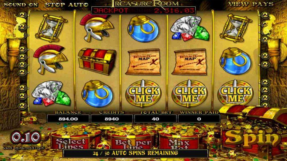 Treasure Room kostenlos spielen 2