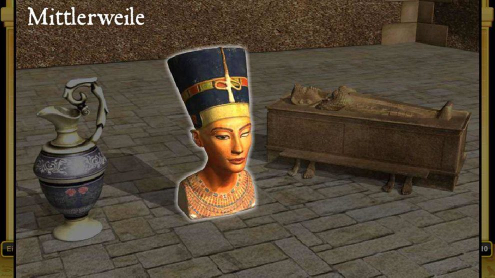 Treasure Of The Pyramids kostenlos spielen 3