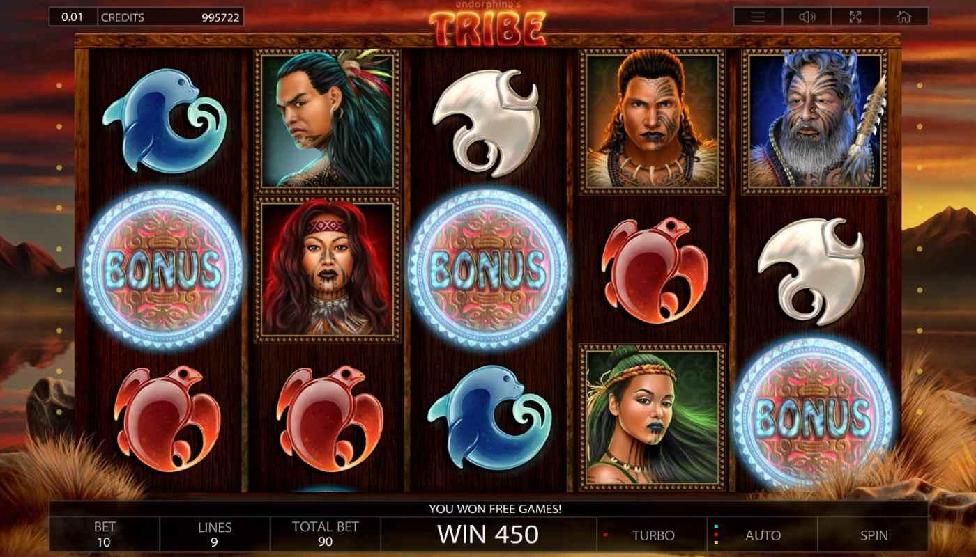 Slot poker online